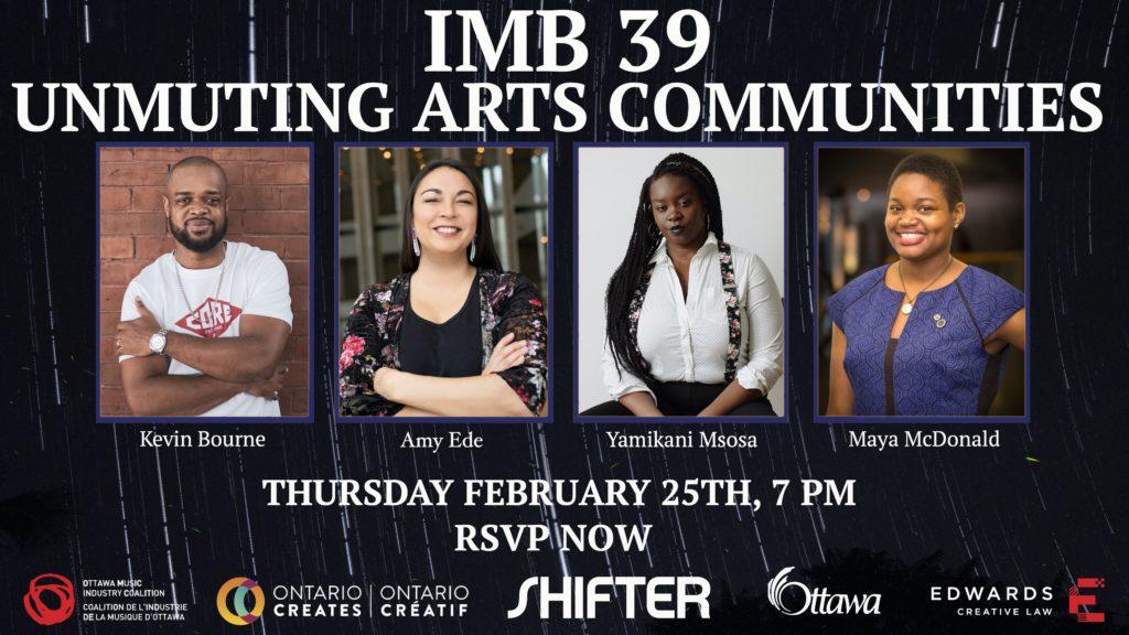 Unmuting Arts Communities