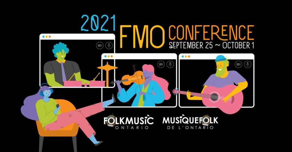 Folk Music Ontario Conference2021